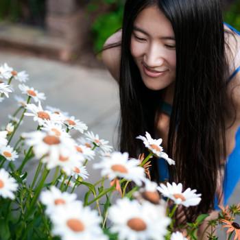 Across the Flowers